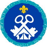 Image of the Explorer Scouts Activity Centre Service Activity Badge